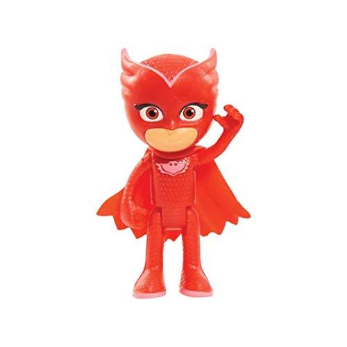 PJ Máscara Owlette Figura (Se distribuye desde el Reino Unido)