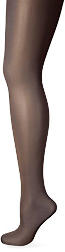Wolford Damen Strumpfhose Satin Touch 20, 20 Den, Schwarz (Nearly Black 7212), X-Small