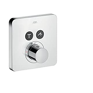 AXOR ShowerSelect Unterputz Thermostat, 2 Verbraucher, chrom