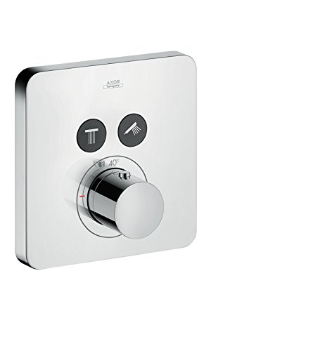 AXOR ShowerSelect Unterputz Thermostat, 2 Verbraucher, chrom -