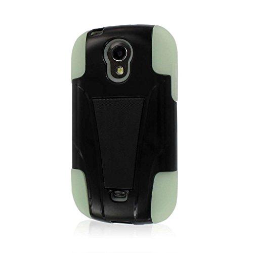 Empire MPERO Impact X Series Kickstand Case Tasche Hülle for Samsung Galaxy Light T399 - Glow in The Dark G (Für Samsung Cover T399)