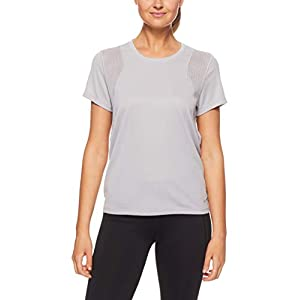 Nike Damen W Nk Run Top Ss T-Shirt