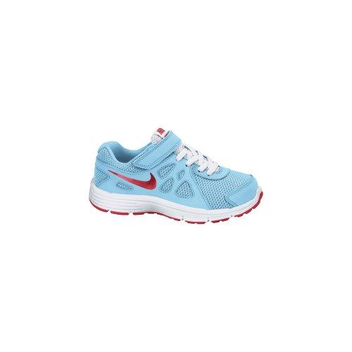 Nike , Jungen Sneaker, Multicolor - blau/weiß - Größe: 32 - Revolution Nike Mädchen 2