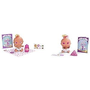 The Bellies - Pinky -Twink  ,muñeco Interactivo para niños y niñas de 2 a 8 años  +  Mini Pinky-Twin
