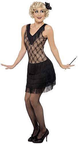 Smiffys Damen 20er All that Jazz Kostüm,