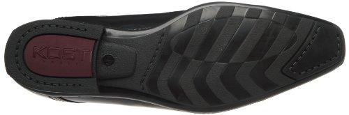 Kost Kinetic2, Chaussures à lacets hommes Noir