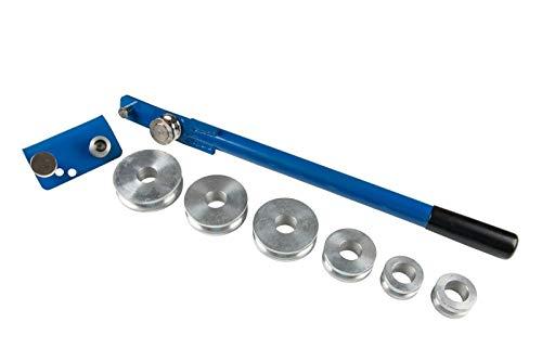 Rohrbieger 6-18mm GU1 Rohrbiegegerät Manuell Rohrbiegemachine Handrohrbieger Set Handbiegemaschine