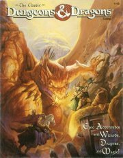 The Classic Dungeons & Dragons Game: Epic Adventures With Wizards, Dragons, and Magic! by Troy Denning (1994-05-02) par Troy Denning