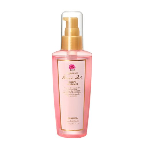 Fernanda Japan Made Fragrance Hair Oil Lilly Crown 120ml