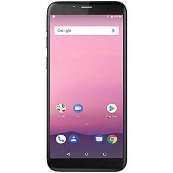 Denver SDQ-57004L 5,7 Zoll Smartphone, Schwarz: Amazon.de