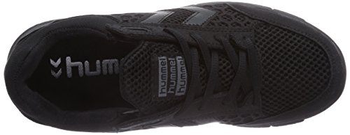 Hummel Hummel Crosslite, Chaussures indoor mixte adulte Noir (Black)
