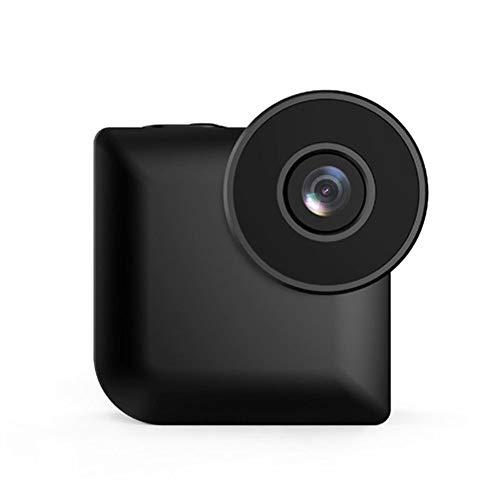Wireless WiFi Mini WLAN üBerwachung Kamera Kinderm Dchen-Kamera Mit Bewegungserkennung FüR 720P Nachtsicht 140 Grad Weitwinkel ()