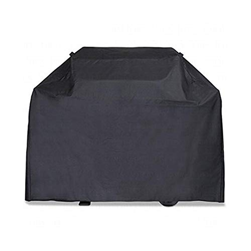 BBQ Oxford Cloth Outdoor Grill Cover Cover for Outdoor Pizza Oven Black