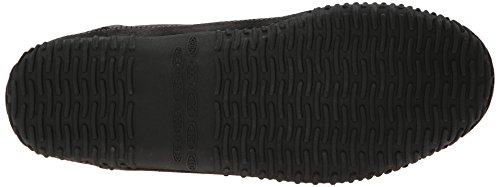 Keen Footwear Chaussures Hommes Hilo Dentelle Homme Baskets En Cuir noir gris Noir - Raven