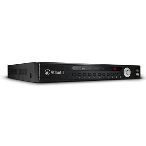 ATLANTIS TRIOX HYBRID NVR-DVR COMPRENDE DVR ANALOGICO A-HD / DVR ANALOGICO / NVR-IP GESTIONE MASSIMA FINO A 16 CANALI COMBINATI. 16 CANALI ANALOGICI A-HD/STANDARD. 16 CANALI IP (1000028367) - Hybrid-ip-systeme