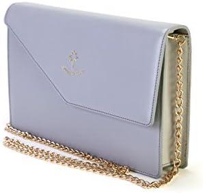 Bolso mujer color gris perla 100% piel,hecho en Ubrique/ Grey bag 100% leather handmade in Spain.