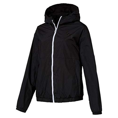 PUMA Damen Bold Wind Jacket Windbreaker Black, M