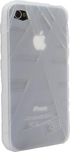 Case Logic IPS Silikon-Schutzhülle für iPhone 4 weiß