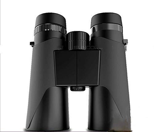 Télescope Jumelles Vision Nocturne à Faible Niveau de lumière Adulte Enfant Étanche à l'azote HD 10x42 / 8x42 Pêche, Observation des Oiseaux, Observation des étoiles, Concert