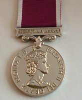 lsgc medal full size, long service and good conduct, army long service medal by Duchemins (Army Service Medal)