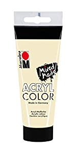 Marabu 0012010050042  Acryl Color, Arena, 100 ml