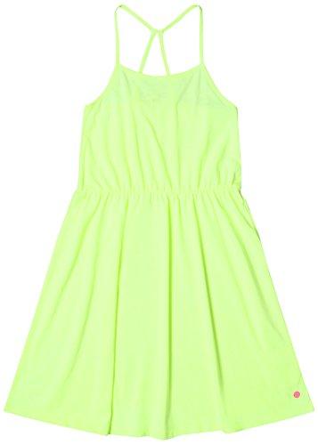 Kleid RL3010504, Gelb (Pale Yellow 722), 140 (Herstellergröße: S) (Teen Girl Kleid)