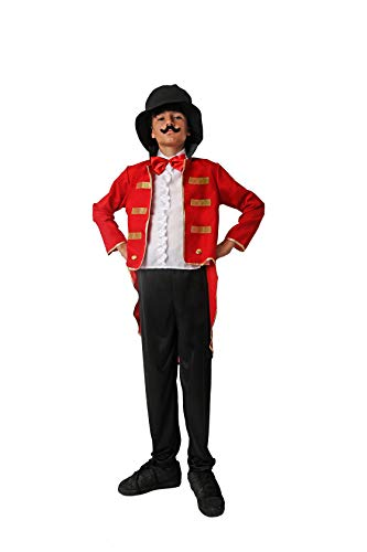 Costumizate! Disfraz de Domador Talla 3-4 Especial para niños Fiestas de Disfraces o Carnaval