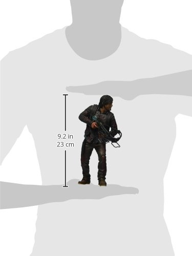 Image of McFarlane Walking Dead 10-inch TV Daryl Dixon Deluxe Action Figure