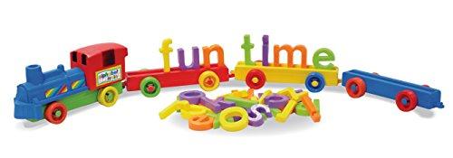 Unbekannt Fun Time 55920Push entlang Alphabet Zug Preisvergleich