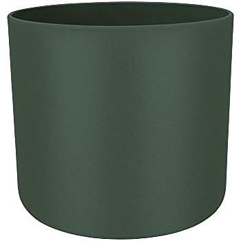 14d1968ab33 Elho B.for Soft Round 14 - Flowerpot - Leaf Green - Indoor - Ø 13.8 x H  12.5 cm