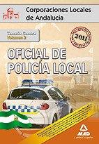 Oficial De La Policía Local De Andalucía. Temario General. Volumen Ii