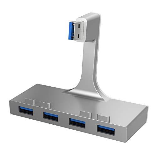 Sabrent USB HUB - 4-Port USB 3.0 Hub für iMac (2012 und später) Schlanker einteiliger-Unibody (HB-IMCU)