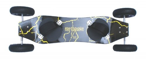 Next Mountainboard Earthquake -