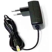Childhood Chargeur adaptateur secteur pour Nintendo NES SNES 2 en 1 câble d'alimentation EU Plug