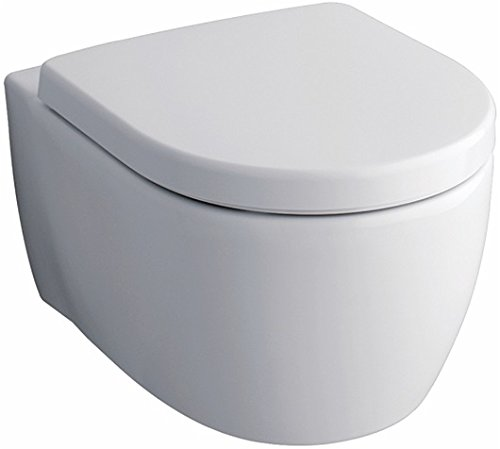 Preisvergleich Produktbild KG Tiefspül-WC iCon, 6l, wandhängend