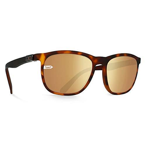gloryfy unbreakable eyewear Gi13 Soho Sun Havanna Sonnenbrille, braun, One Size