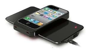Chargeur à induction pour Apple iPhone 4, 4S chargeur, alimentation sans fil, fil