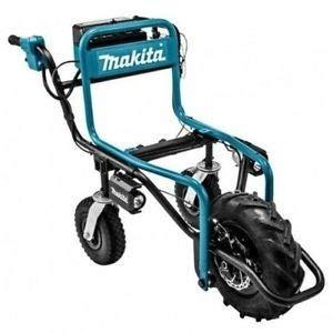 Makita DCU180Z Schubkarre (18,0 V, ohne Akku, ohne Ladegerät und nur in Verbindung mit Sonderzubehör nutzbar, 250 Watt) - 2