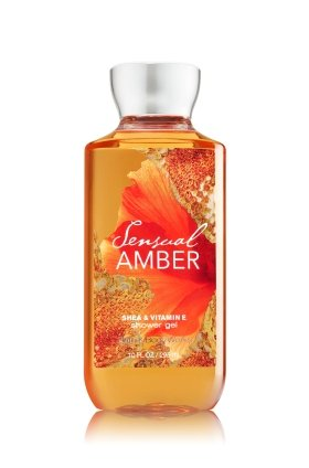 Bath & Body Works Shea & Vitamin E Shower Gel Sensual Amber by Bath & Body Works