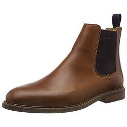 gant men's ricardo chelsea boots - 31lK2Er0xEL - Gant Men's Ricardo Chelsea Boots