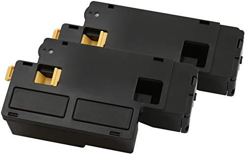 TONER EXPERTE® 593-BBLN 2 Schwarz Toner kompatibel für Dell E525w (2000 Seiten) - Dell Drucker