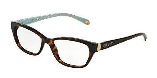 Tiffany & Co. Brillen Für Frau 2114 8015, Dark Tortoise Kunststoffgestell, 55mm