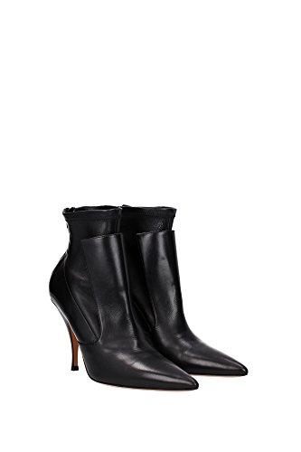 BE08818118001 Givenchy Chaussure mi montantes Femme Cuir Noir Noir