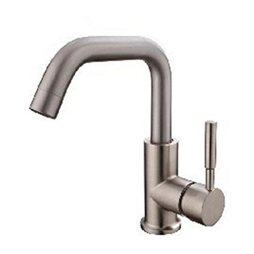 WP- Spazzolato zinco nucleo di rame rubinetto miscelatore a basso
