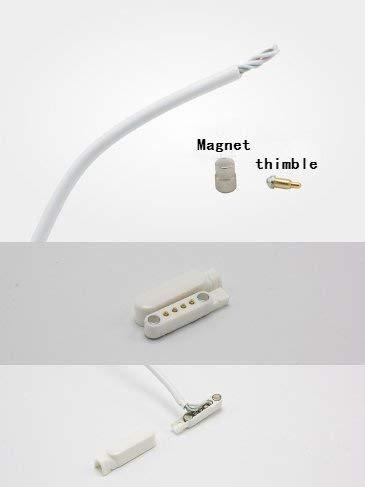 Zeerkeer Cable de carga rápida USB Fuerte alimentación magnética Cable USB para SmartWatch / Rastreador GPS / Relojes… 6