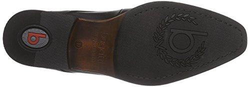 bugatti Herren U63281 Kurzschaft Stiefel Schwarz (schwarz 100)