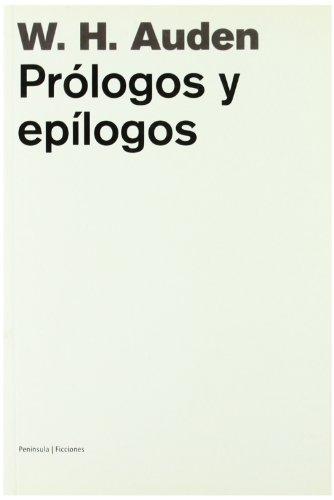 Prólogos y epílogos (FICCIONES)