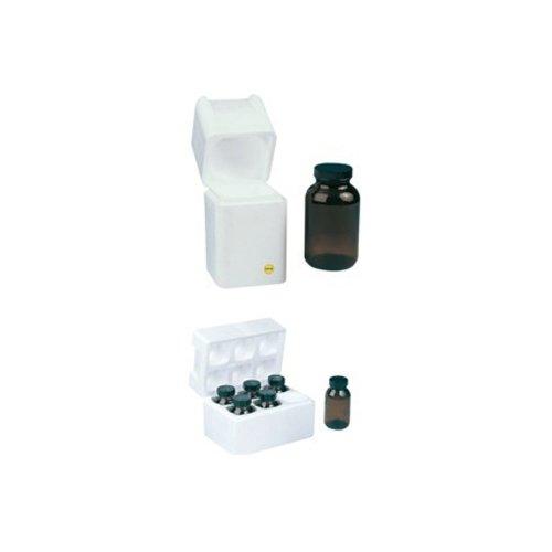 neoLab 2-2806 Sicherheitsbox aus EPS für 1 x 2500 mL, 155 mm Durchmesser, 225 mm hoch