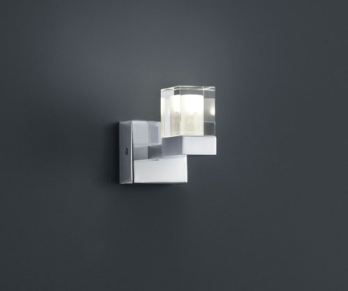 Trio-281910106-Applique-LED-da-Bagno-Cromo