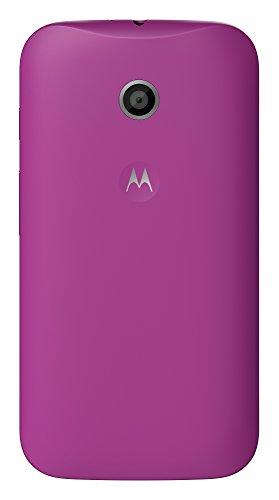 Motorola Schutzhülle für Moto E violett Motorola Battery Door
